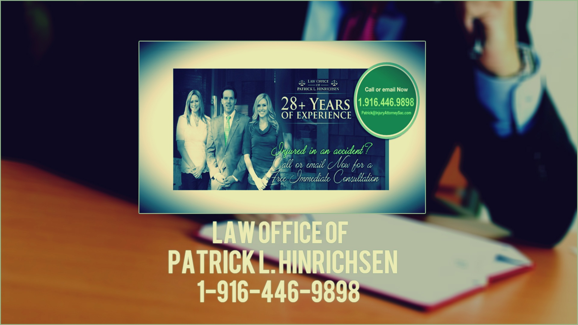 Why you need a California Personal Injury Attorney